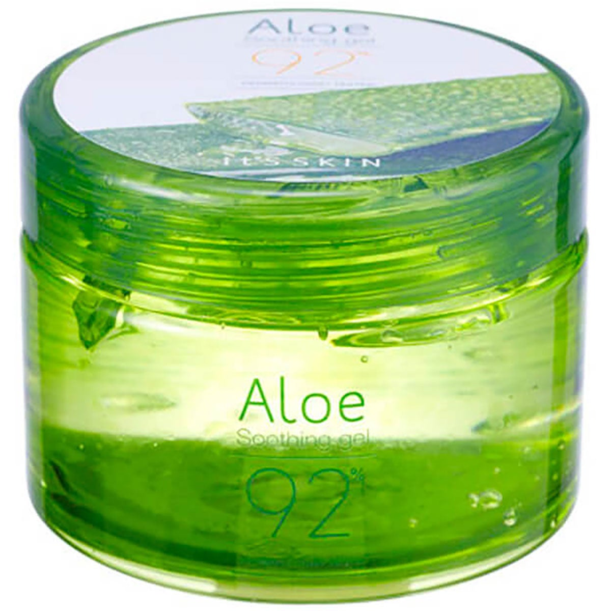 It'S SKIN 92% Aloe Soothing Gel (jar)