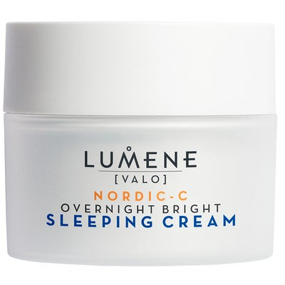 Lumene VALO Overnight Bright Vitamin C Sleeping Cream