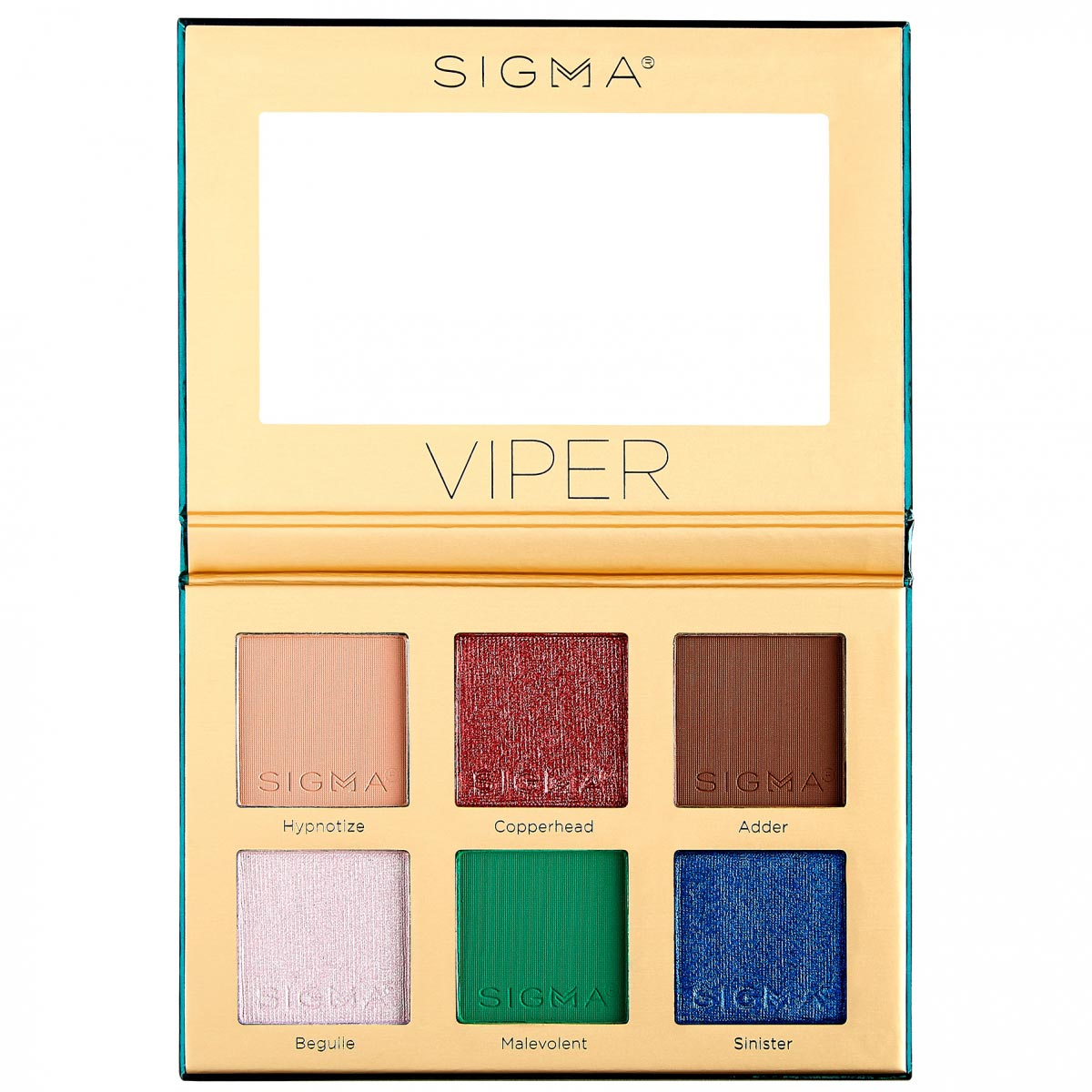 Sigma Beauty Viper Eyeshadow Palette