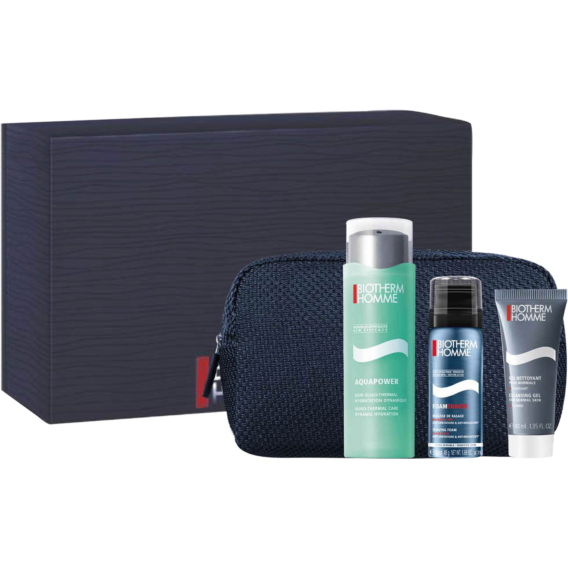 Biotherm Aquapower Set Men