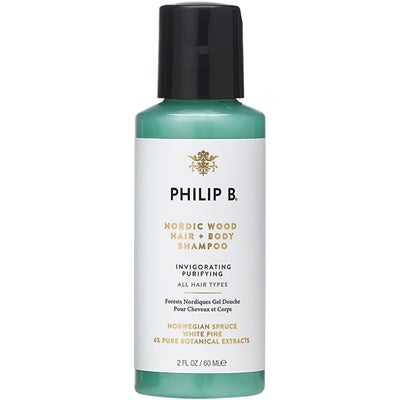 Philip B Nordic Wood Hair + Body Shampoo