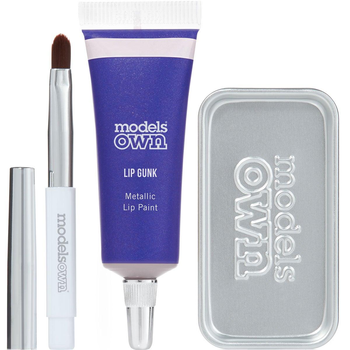 Lip Gunk – Metallic Lip Paint Models Own Leppestift