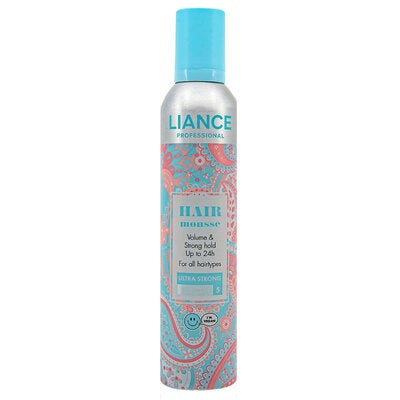 Liance Hairmousse Volume Strong Hold