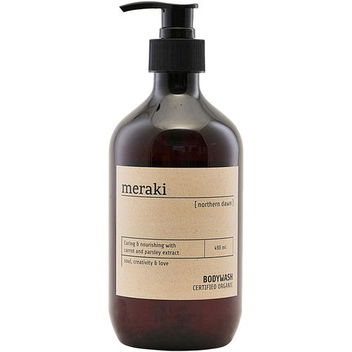Meraki Northern Dawn Body Wash