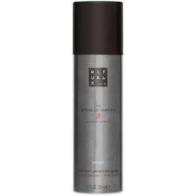 Rituals... The Ritual of Samurai Anti-Perspirant Spray Sport