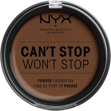 NYX Professional Makeup NYX PROFESSIONAL MAKEUP Can't Stop Won't Stop Powder Foundation