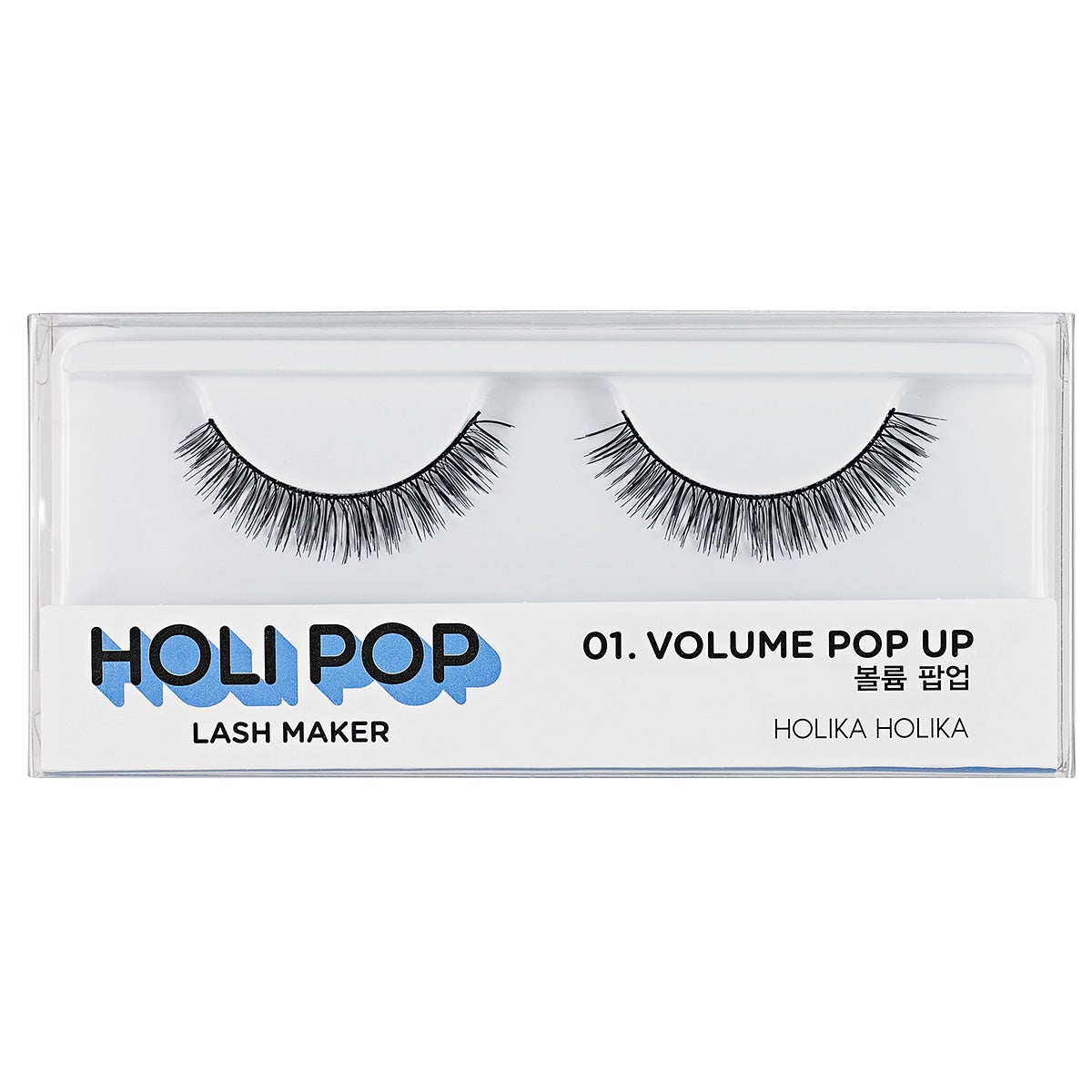 Holika Holika Holi Pop Lash Maker - 1 Volume Pop Up