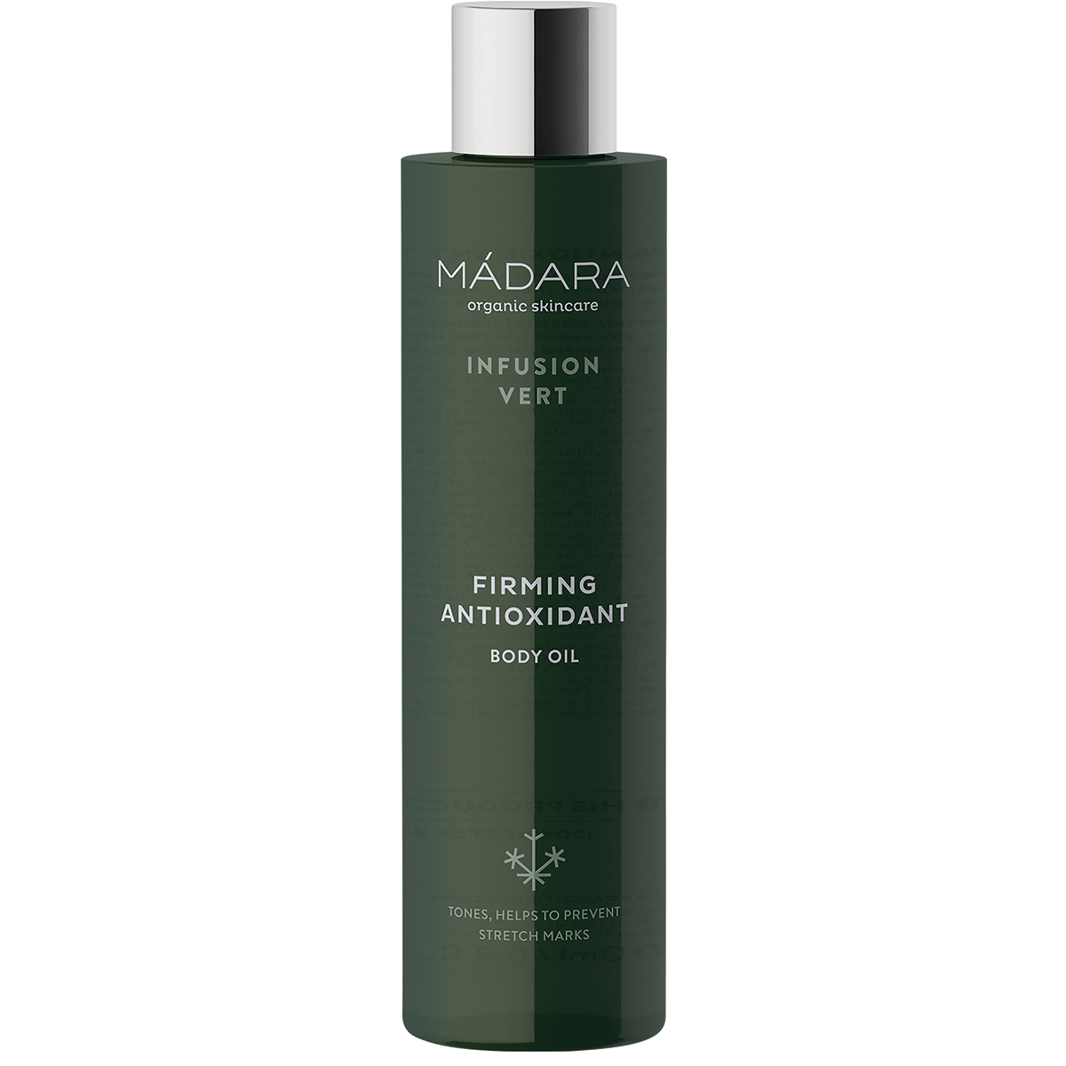 MÁDARA ecocosmetics Infusion Vert Firming Antioxidant Body Oil