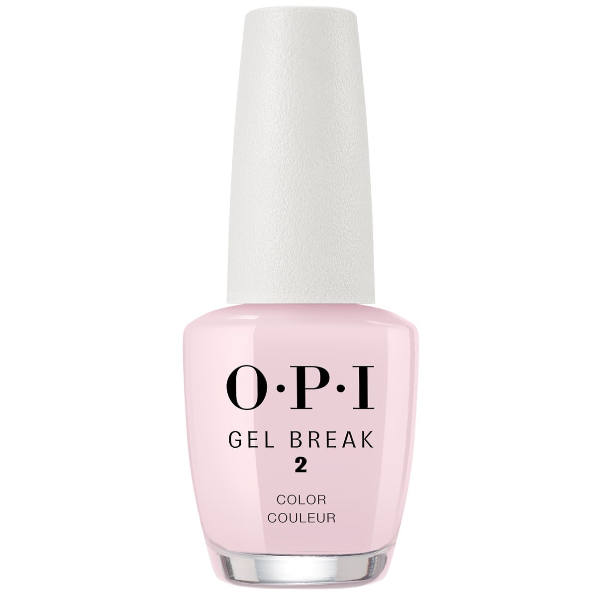 OPI Gel Break Properly Pink