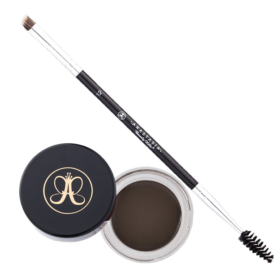 Anastasia Beverly Hills Anastasia Dipbrow Pomade Ash Brown & Duo Brush #12