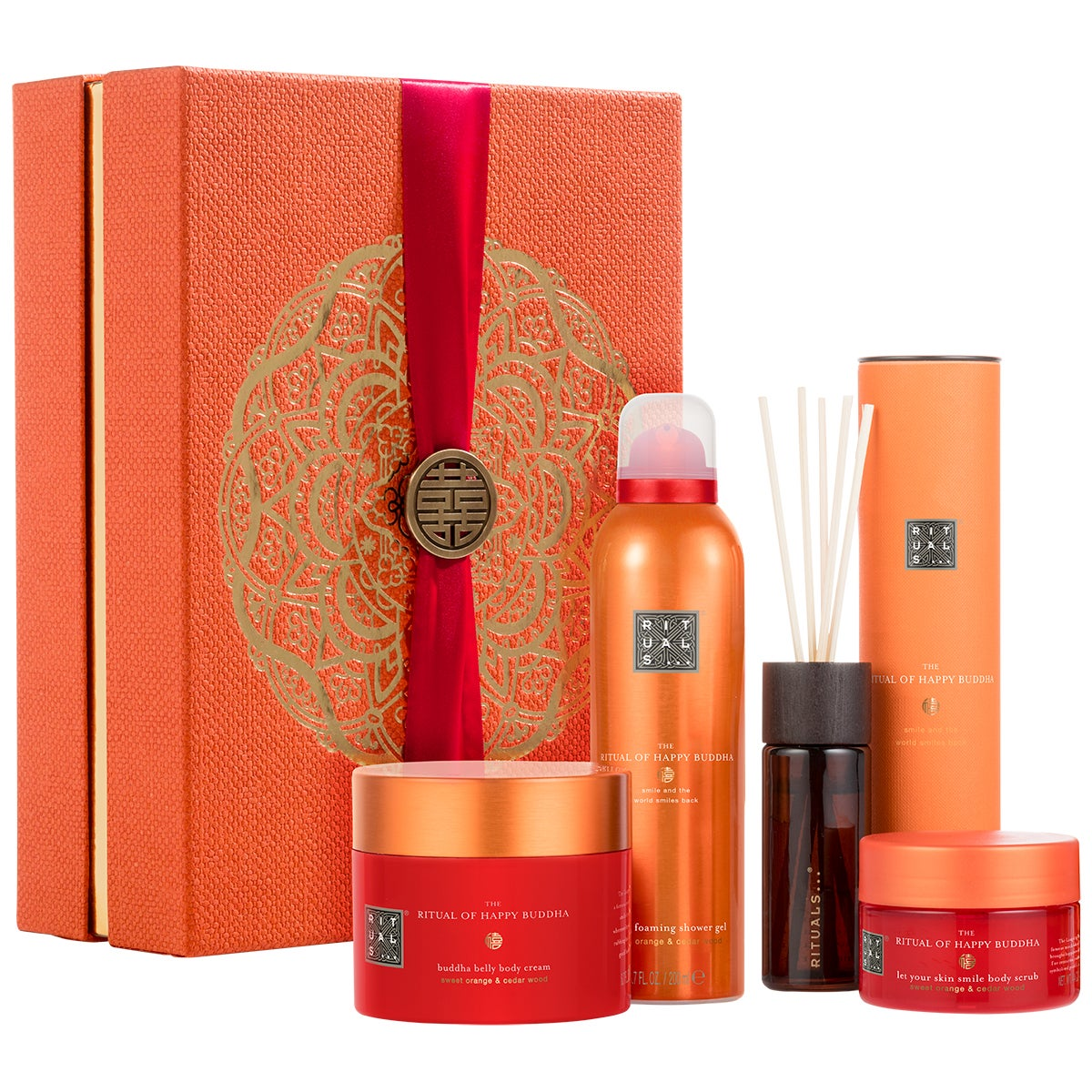 Rituals... Rituals The Ritual of Happy Buddha - Energising Collection 2