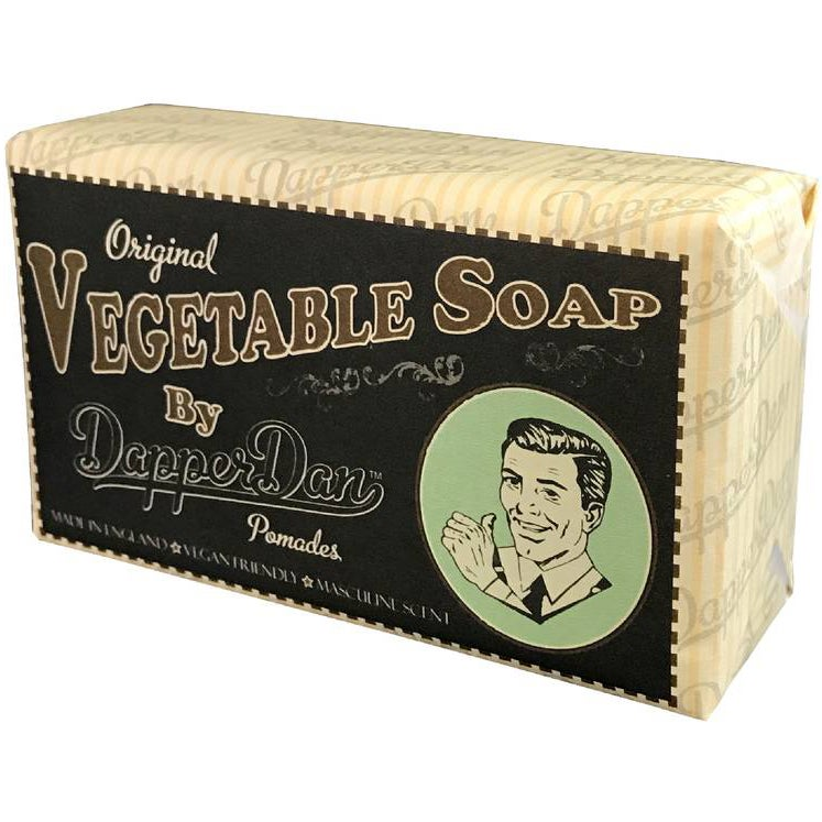 Dapper Dan Vegetable Soap Bar