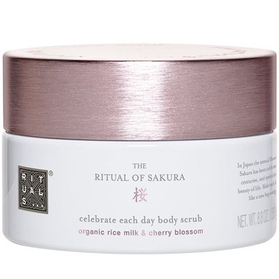 Rituals... The Ritual of Sakura Body Scrub