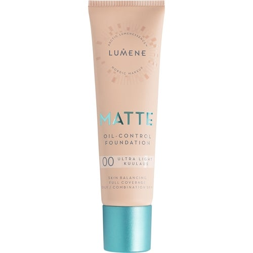 Lumene Matte Oil-Control Foundation
