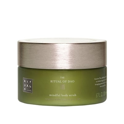 Rituals... The Ritual of Dao Body Scrub