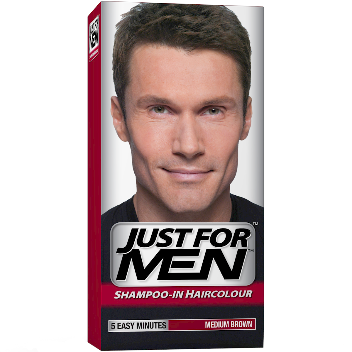 Just For Men Original Formula Just For Men Hair Colour, H-35 Medium Brown