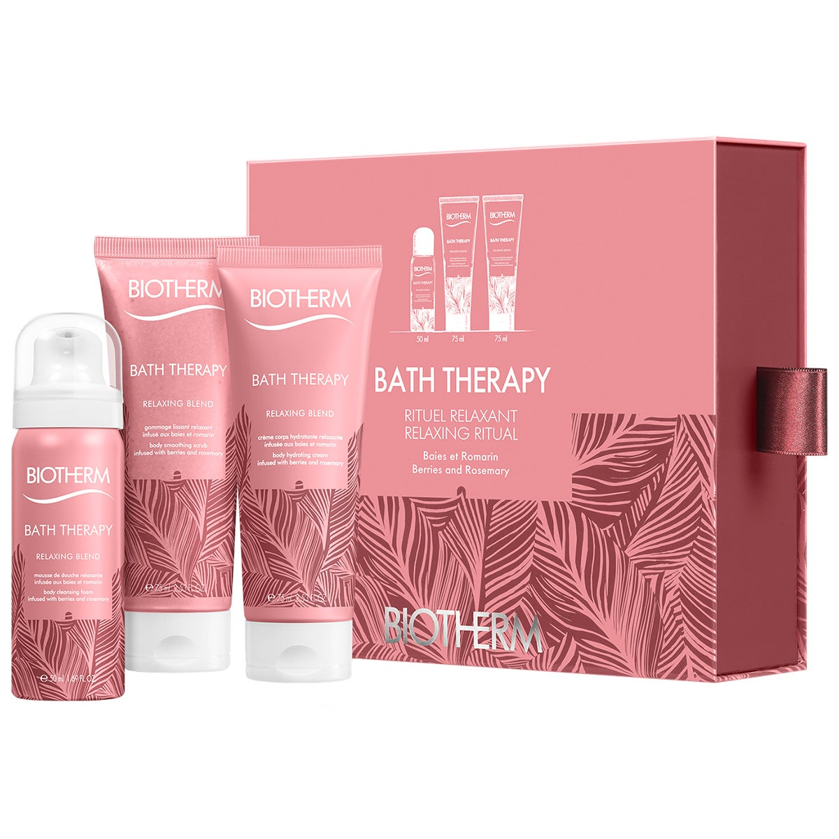 Biotherm Bath Therapy Relaxing Blend Starterkit