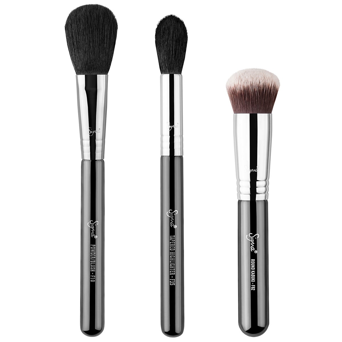 Sigma Beauty Sigma Sheer Cover Brush Set