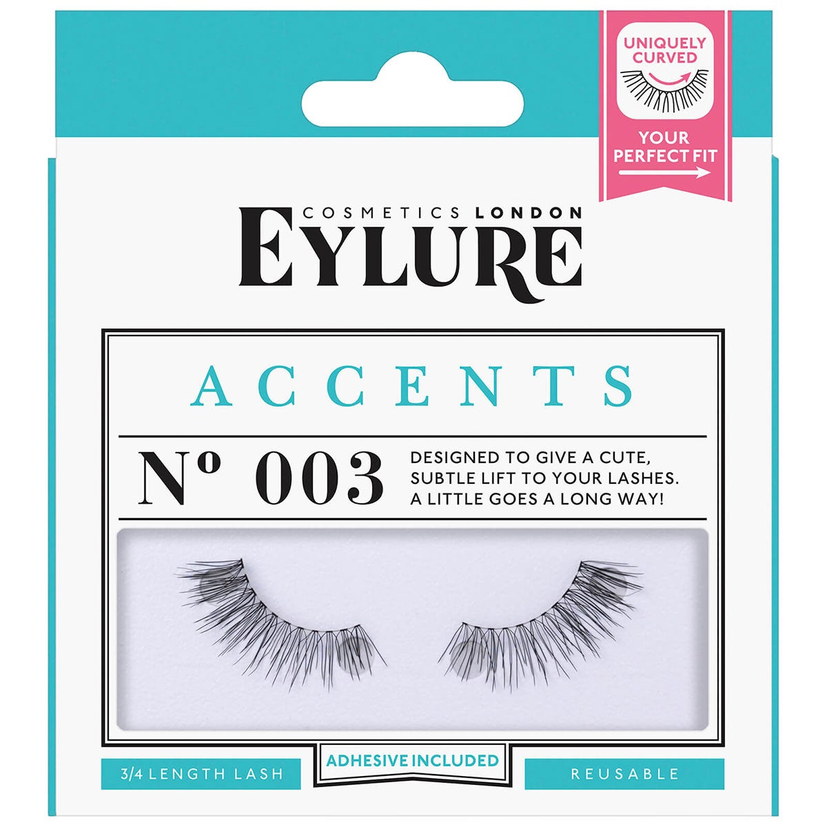 Eylure Accent Eyelashes