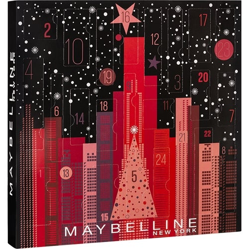 Advent Calendar 2019 Maybelline | eleven.no