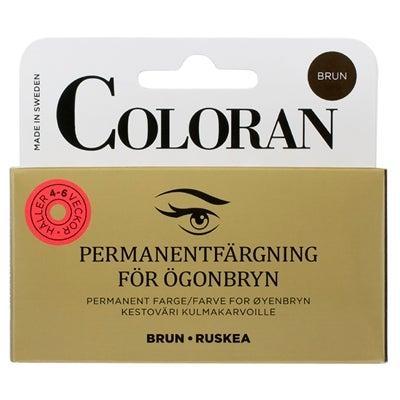 Coloran Eyebrow Colour
