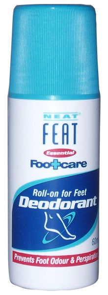 Neat Feat Fot Roll-On mot fotsvett
