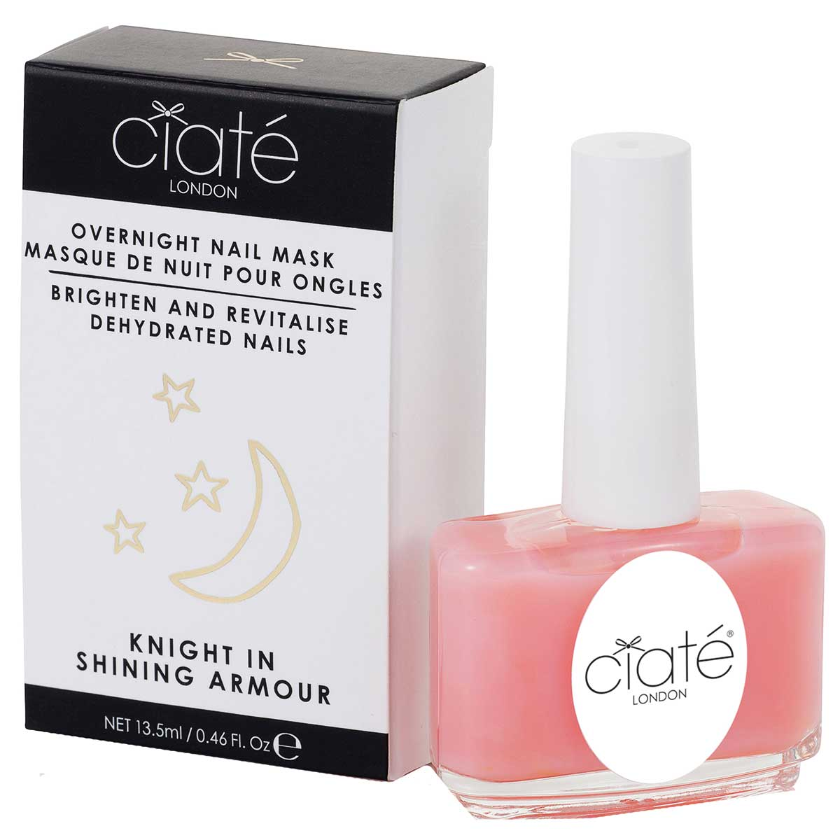 Ciaté Knight in Shining Armour Overnight Nail Mask