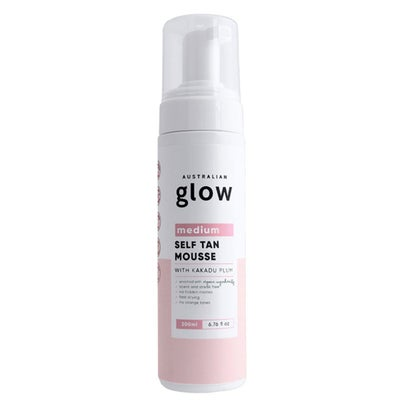 Australian Glow Self Tan Mousse