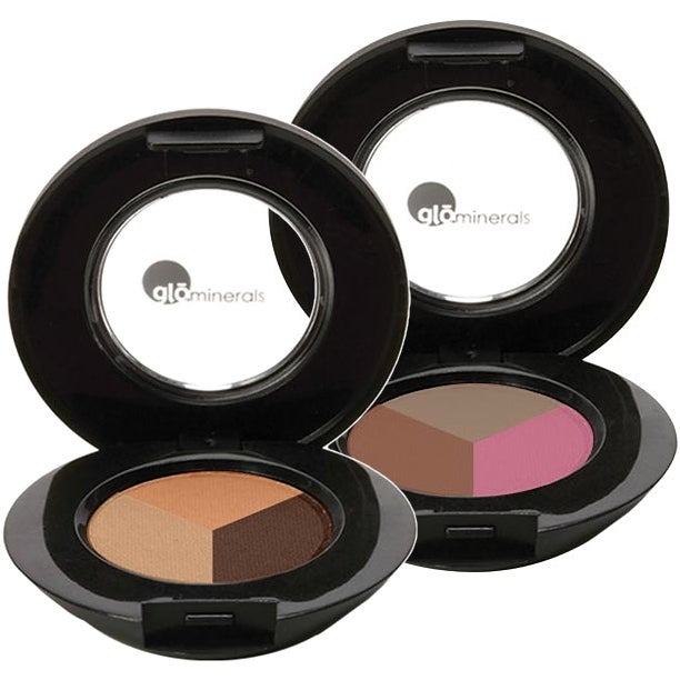 Glo Skin Beauty glominerals gloEye Shadow Trio