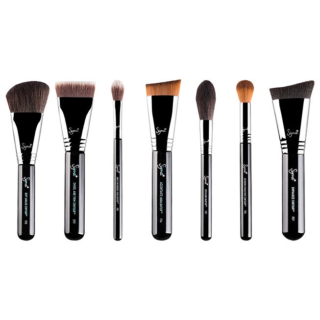 Sigma Beauty Highlight and Contour Brush Set