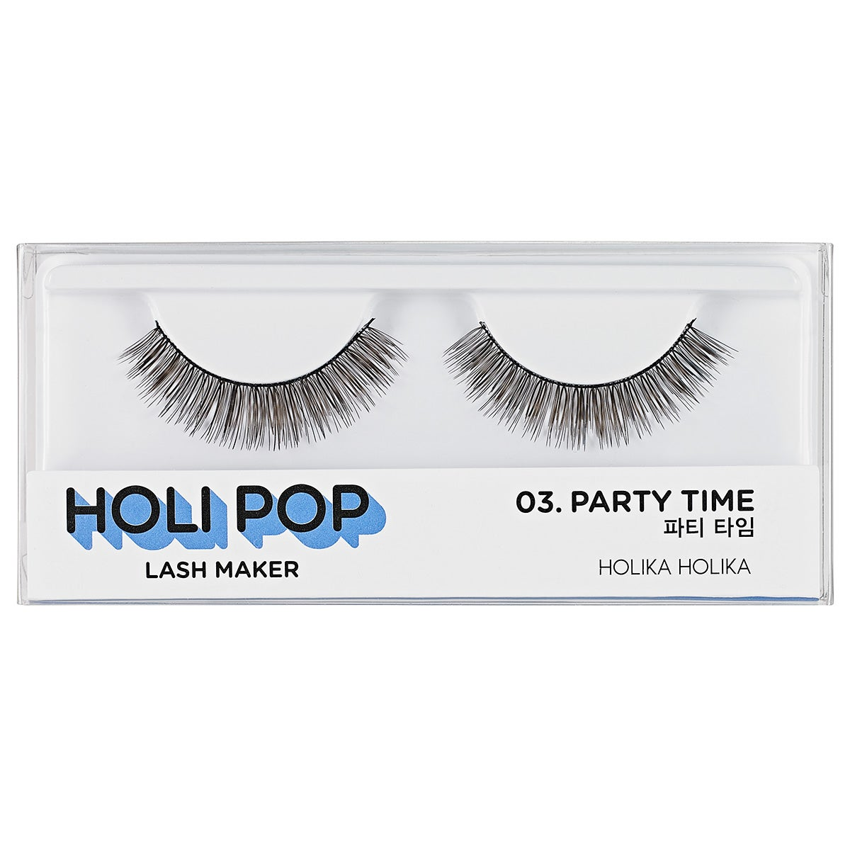Holika Holika Holi Pop Lash Maker - 3 Party Time