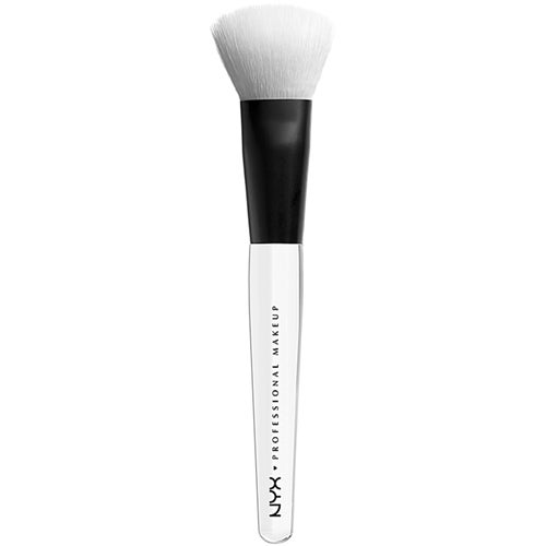 NYX Professional Makeup High Glass Finishing Powder Brush