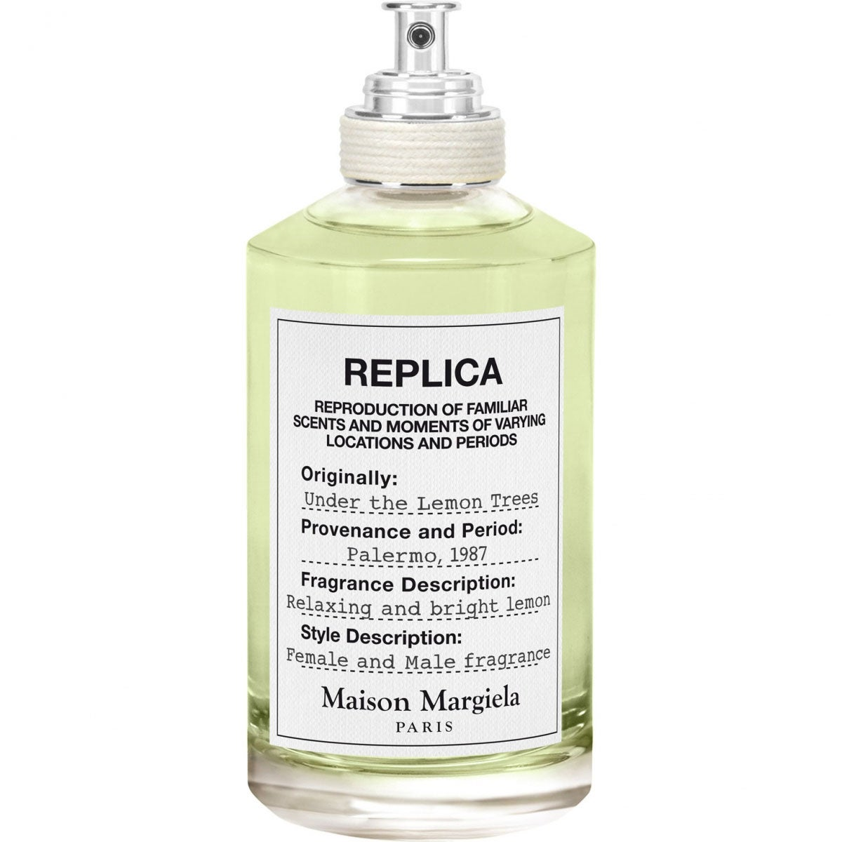 Maison Margiela Replica Under Lemon Trees EdT