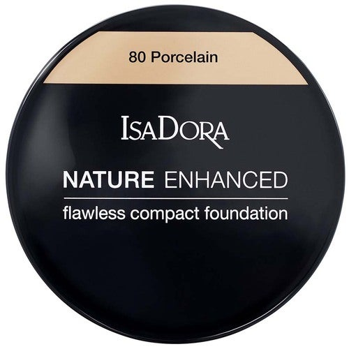 IsaDora Nature Enhanced Flawless Compact Foundation
