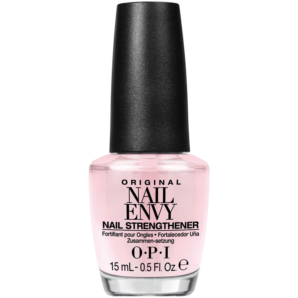 OPI Nail Envy Strength + Color, Pink To Envy