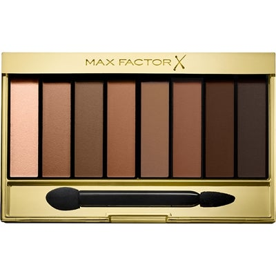 Max Factor Nude Palette Eye Shadow