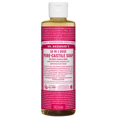Dr. Bronner's Magic Soaps Rose