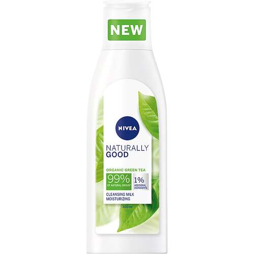 Nivea Naturally Good Cleansing Milk