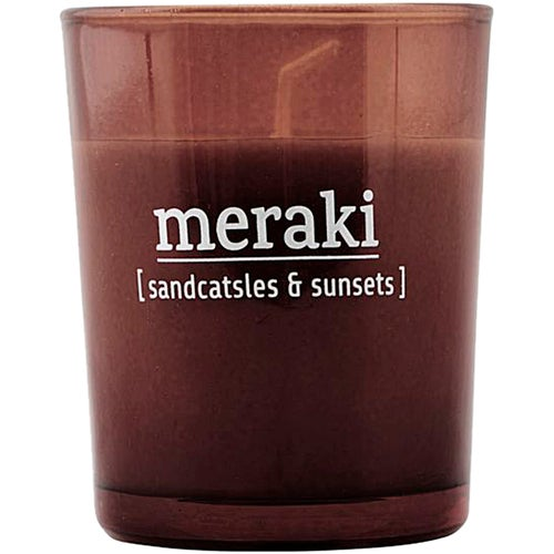 Meraki Sandcastles & Sunsets Scented Candle