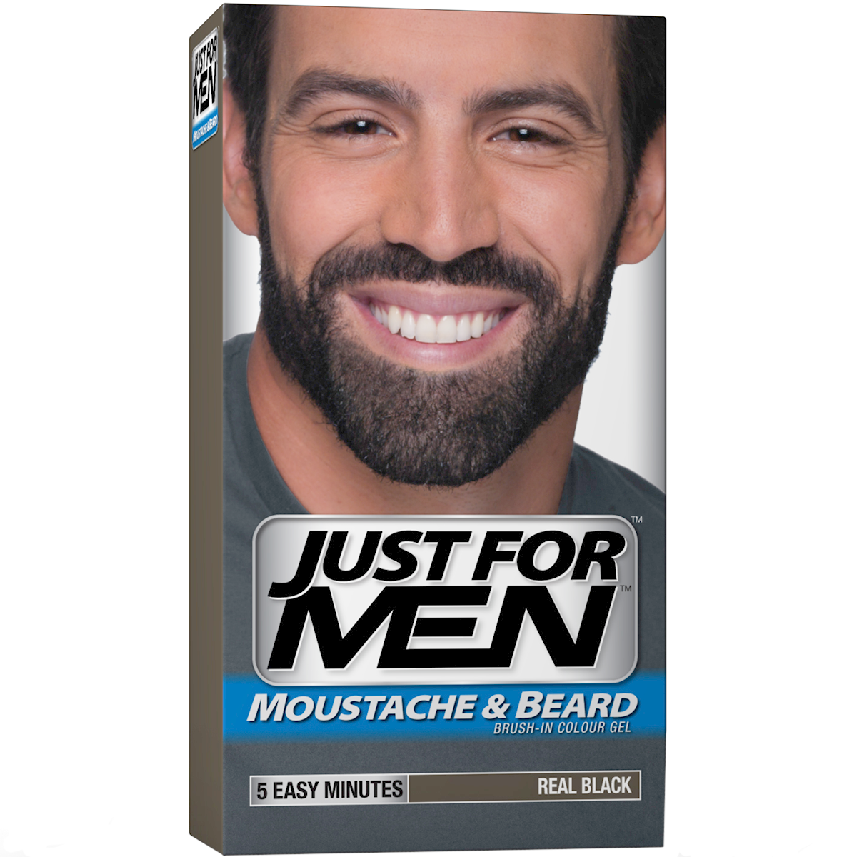 Just For Men Original Formula Just For Men Brush In Colour Gel Moustache, Beard & Sideburn