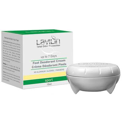 Lavilin Foot Deodorant Cream