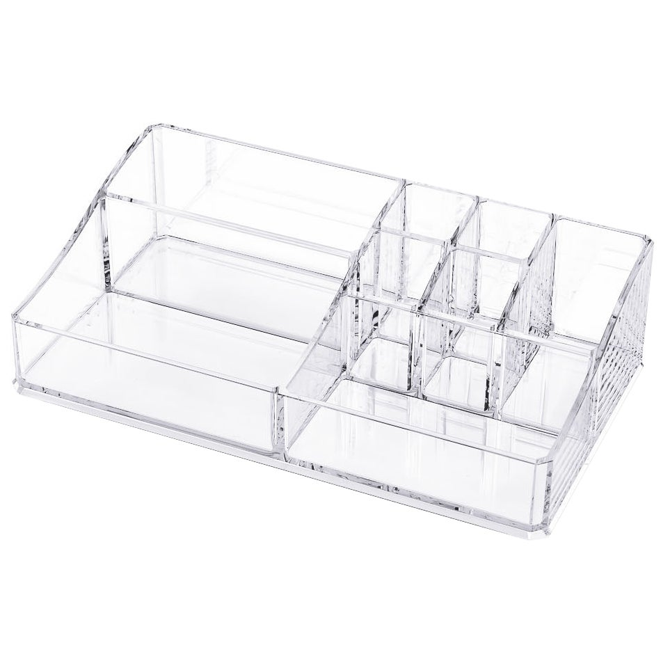 Beauty Organizers 8-Compartment Tray