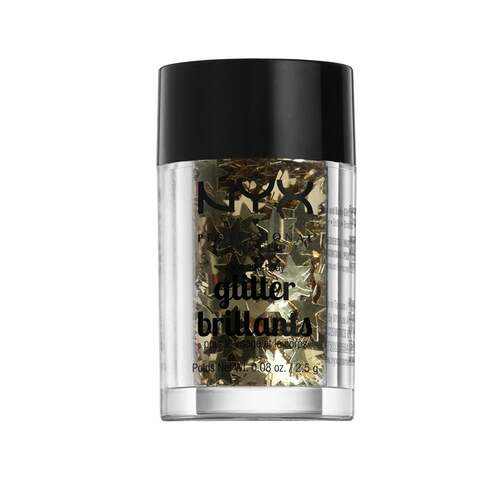 NYX Professional Makeup Shaped Glitter Brilliants