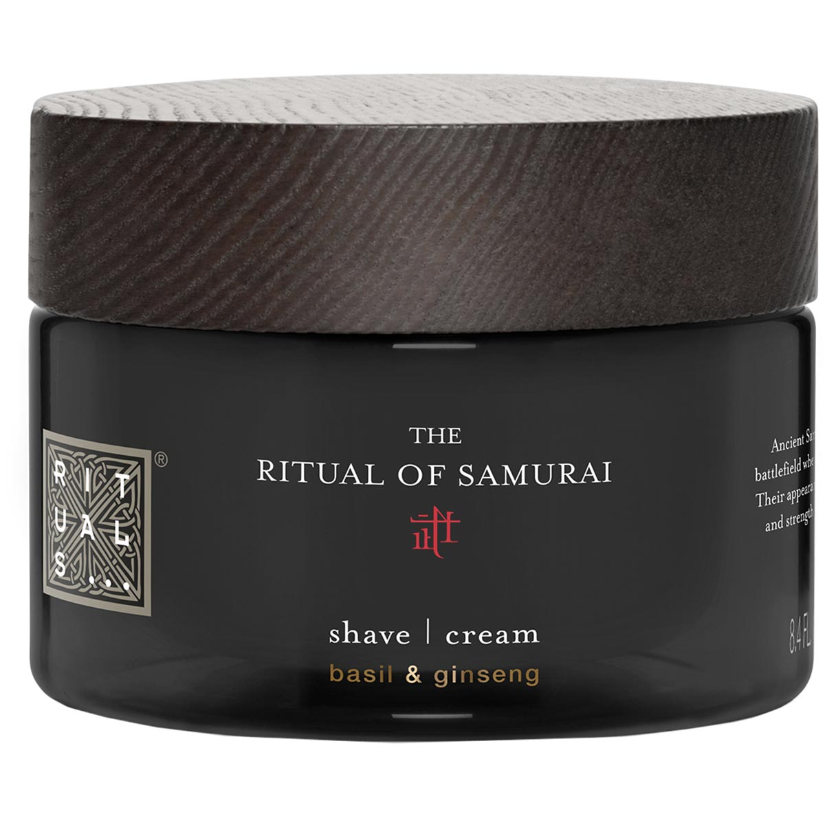 Rituals... The Ritual of Samurai Shave Cream