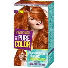 Schwarzkopf PureColor 7.7 Red Ginger