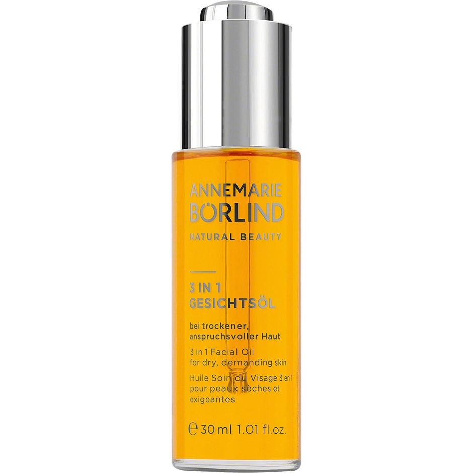 Bilde av 3-in-1 Facial Oil For Dry, Demanding Skin, 30 Ml Annemarie Börlind Ansiktsmaske