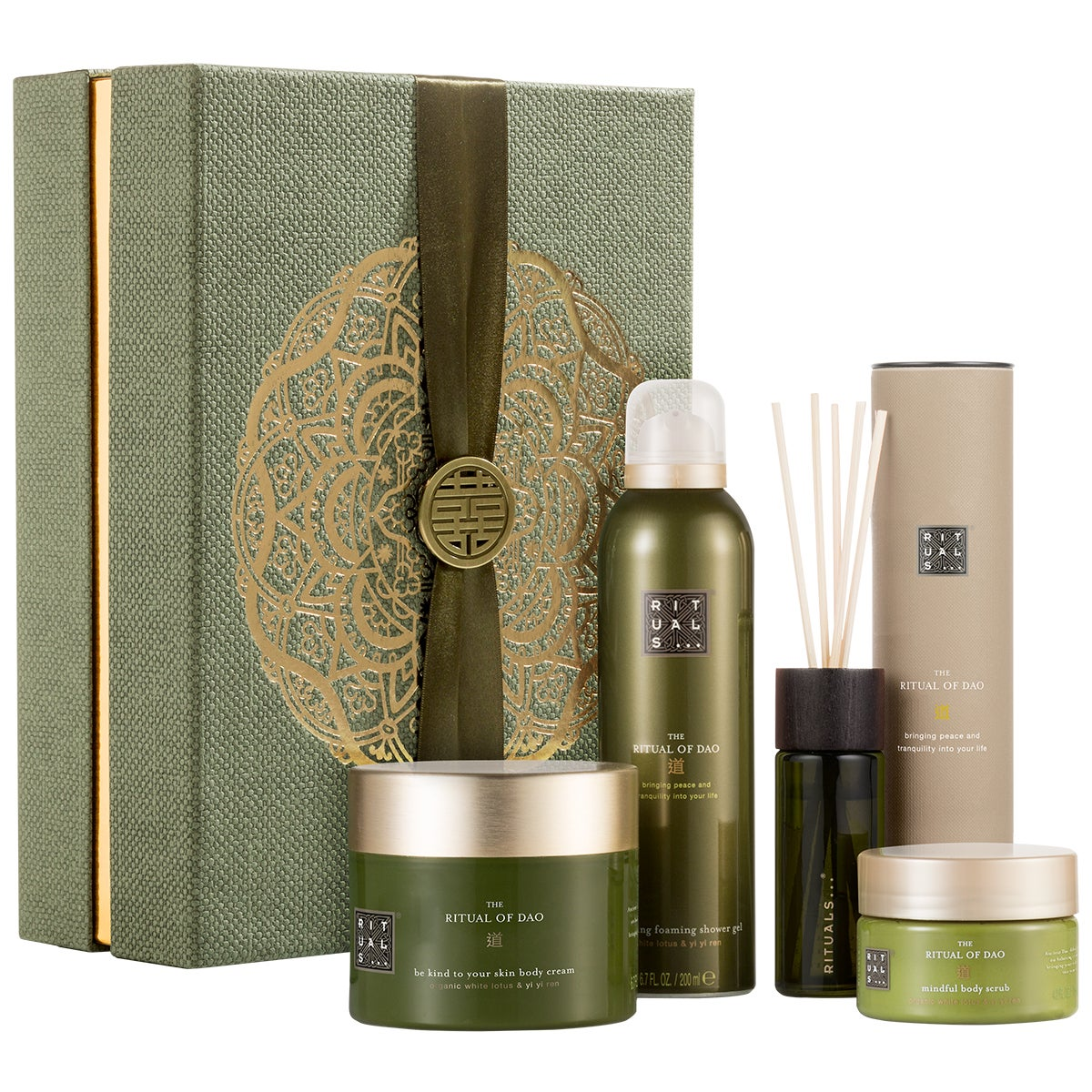 Rituals... Rituals The Ritual of Dao - Calming Collection 2018