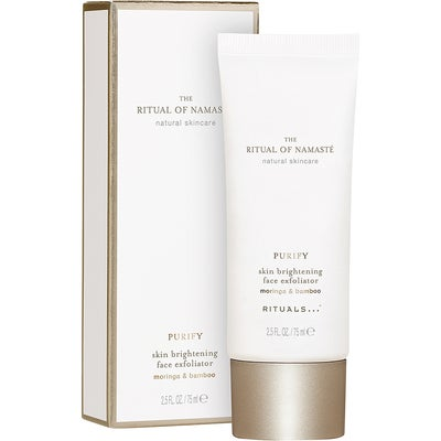 Rituals... The Ritual of Namasté Skin Brightening Face Exfoliator