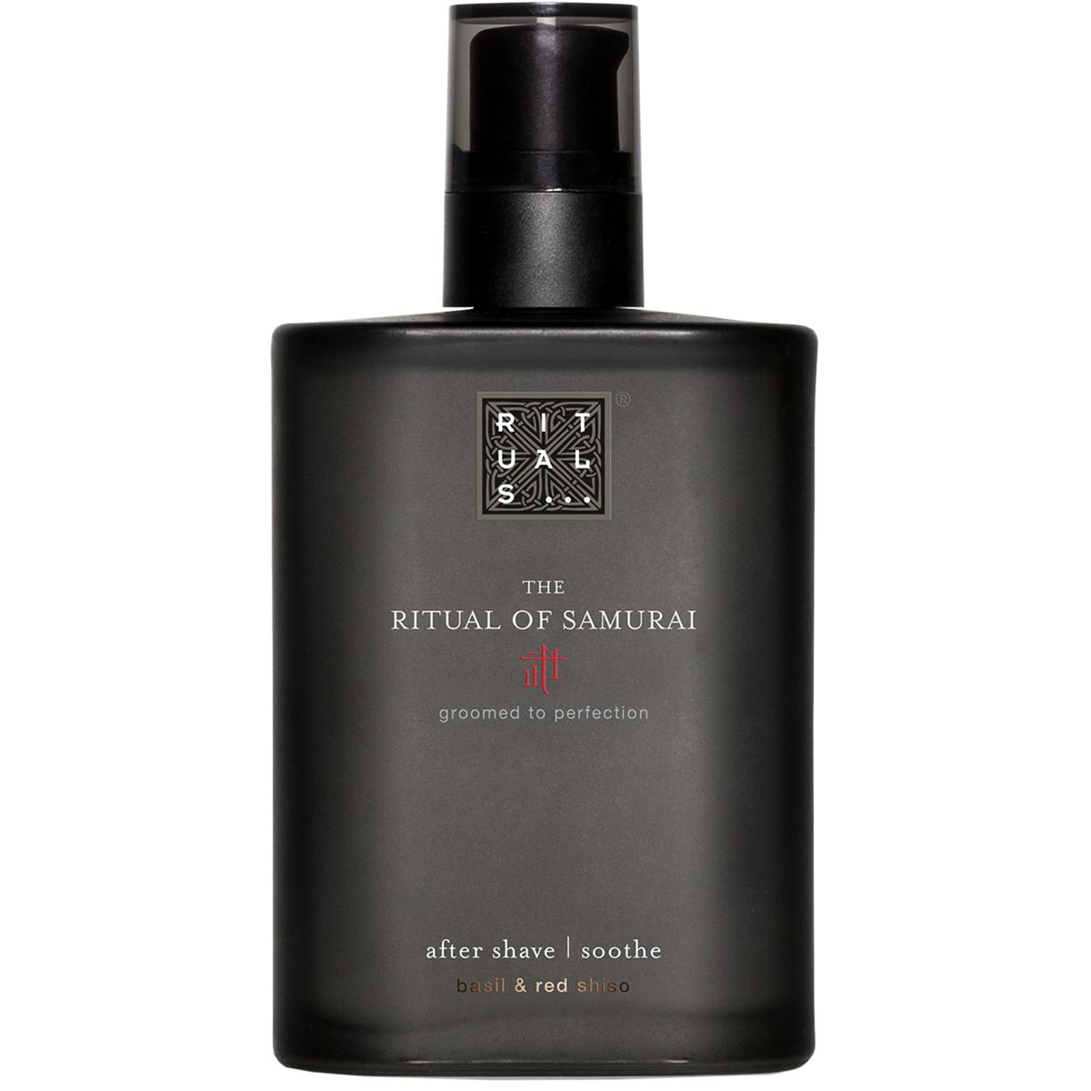 Rituals... The Ritual of Samurai After Shave Soothing Balm