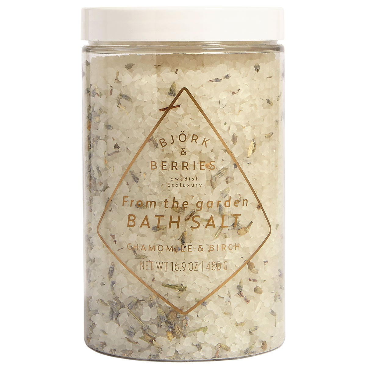 Björk & Berries Bath Salt From the Garden